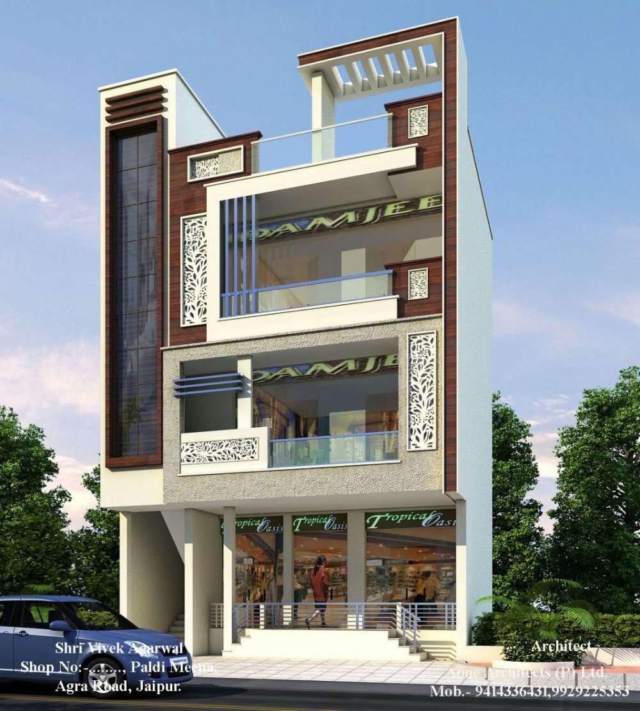 Front Elevation Jali Design : Wpc mdf jali concept